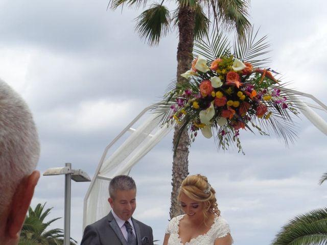 La boda de Migue y Esther en Puerto De La Cruz, Santa Cruz de Tenerife 6