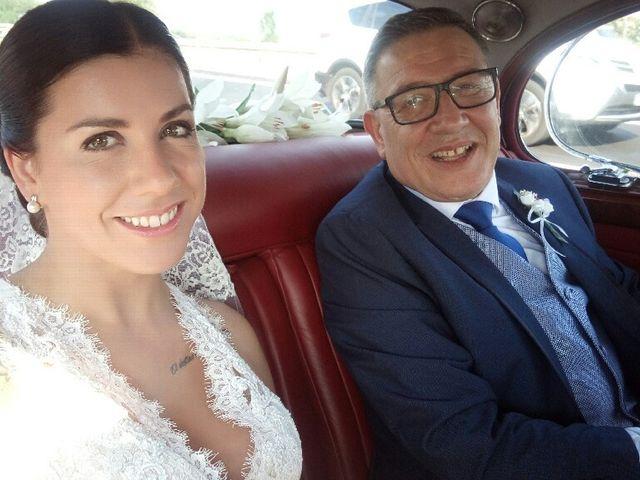 La boda de Javier  y Laura  en Vilanova I La Geltru, Barcelona 1