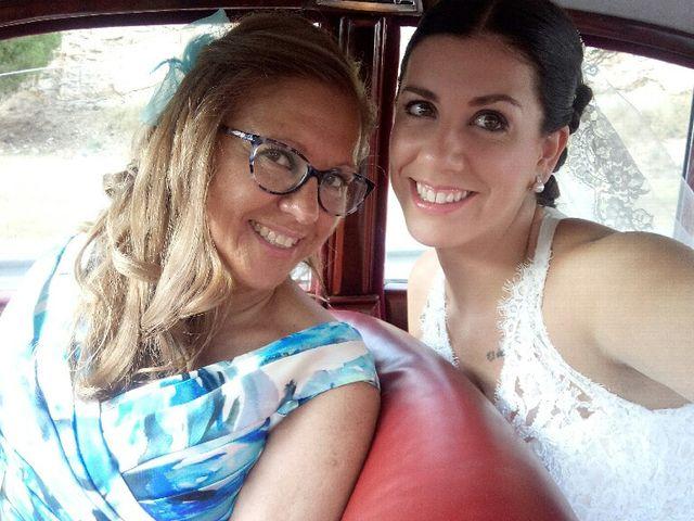 La boda de Javier  y Laura  en Vilanova I La Geltru, Barcelona 2
