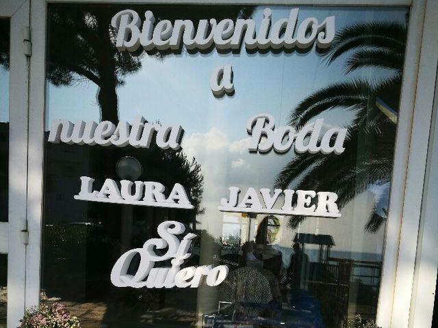 La boda de Javier  y Laura  en Vilanova I La Geltru, Barcelona 5