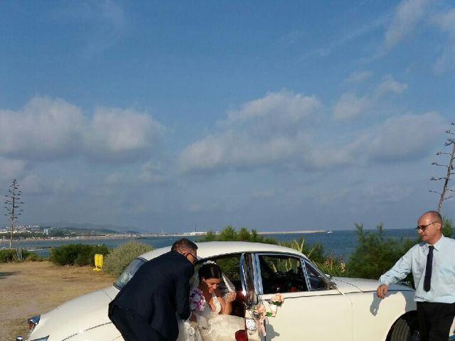 La boda de Javier  y Laura  en Vilanova I La Geltru, Barcelona 6