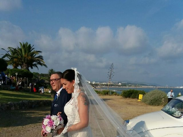 La boda de Javier  y Laura  en Vilanova I La Geltru, Barcelona 8