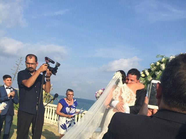 La boda de Javier  y Laura  en Vilanova I La Geltru, Barcelona 10