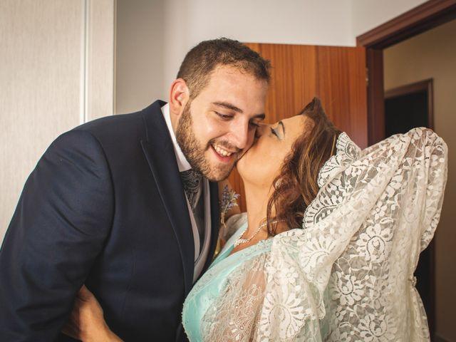La boda de Javi y Eva en Zafra, Badajoz 6