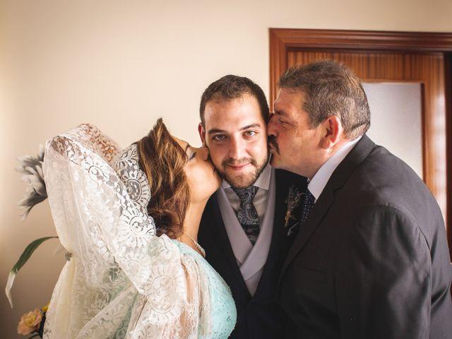 La boda de Javi y Eva en Zafra, Badajoz 8