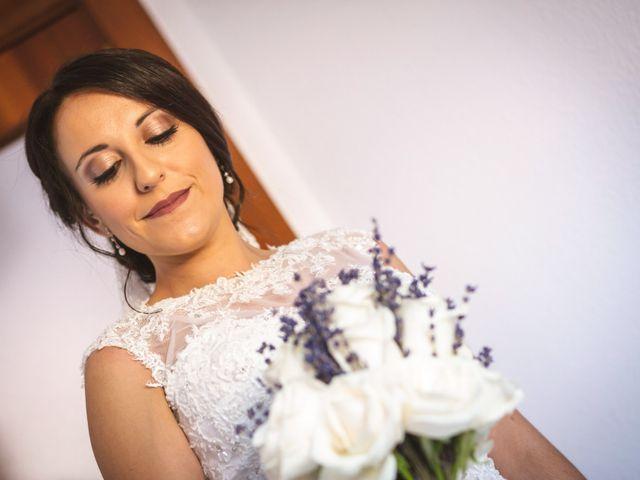 La boda de Javi y Eva en Zafra, Badajoz 20