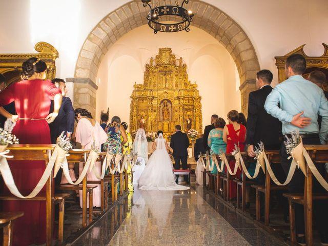 La boda de Javi y Eva en Zafra, Badajoz 21