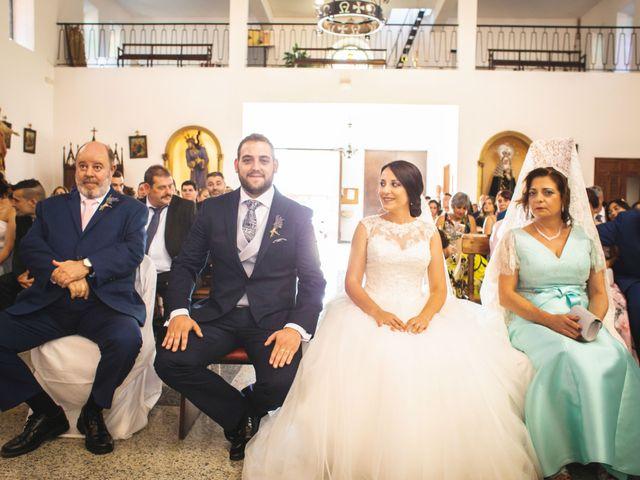 La boda de Javi y Eva en Zafra, Badajoz 22