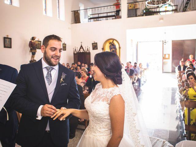 La boda de Javi y Eva en Zafra, Badajoz 23