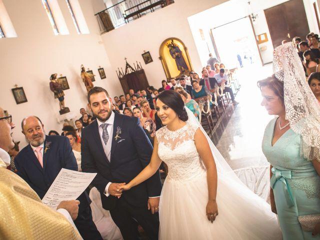 La boda de Javi y Eva en Zafra, Badajoz 25
