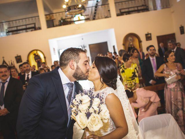 La boda de Javi y Eva en Zafra, Badajoz 26