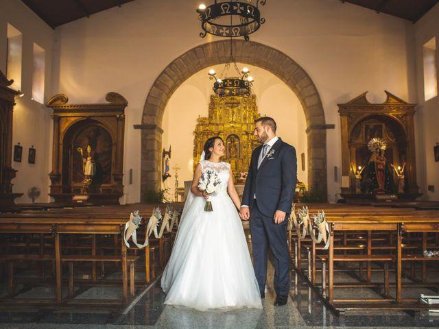 La boda de Javi y Eva en Zafra, Badajoz 27
