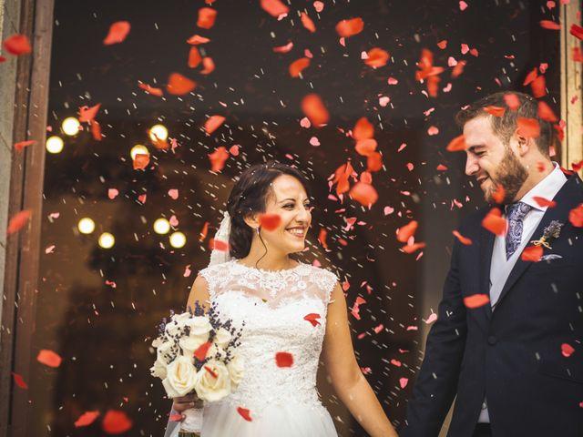 La boda de Javi y Eva en Zafra, Badajoz 28