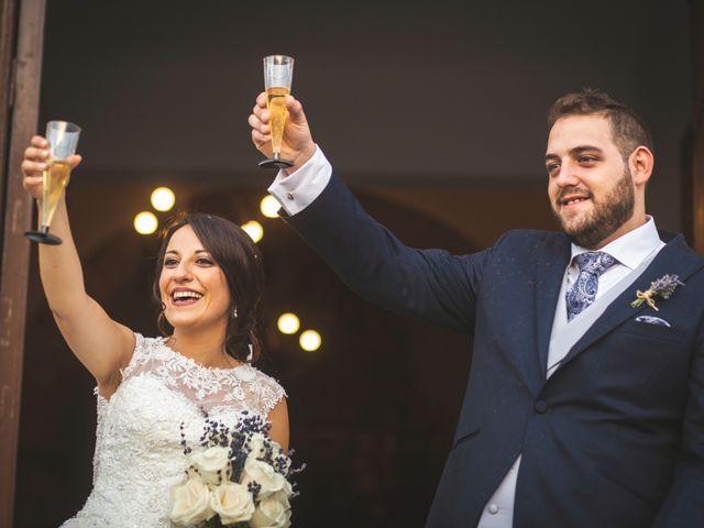La boda de Javi y Eva en Zafra, Badajoz 29