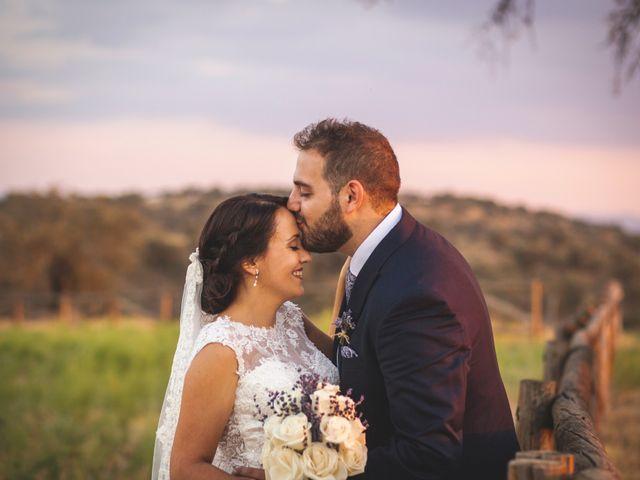 La boda de Javi y Eva en Zafra, Badajoz 1