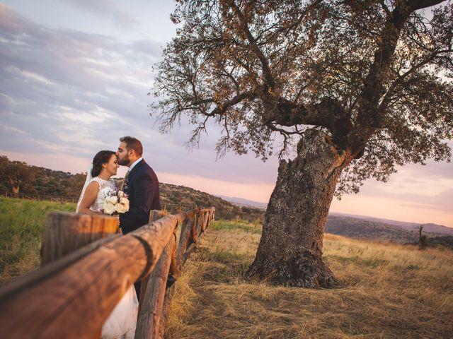 La boda de Javi y Eva en Zafra, Badajoz 30