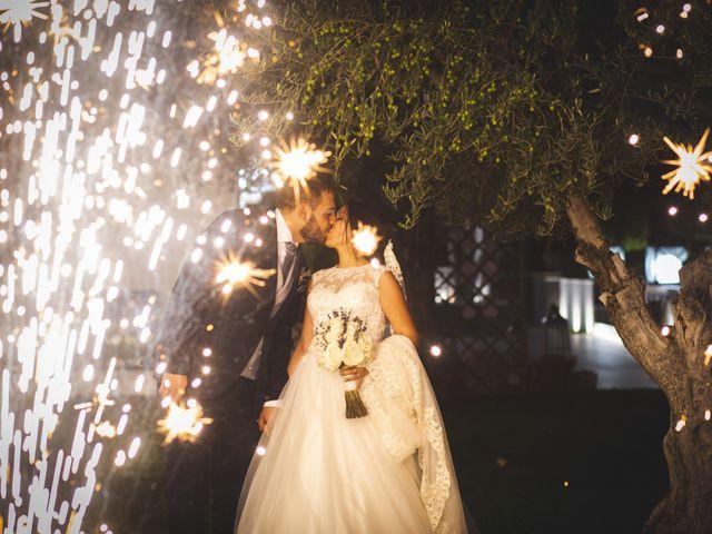 La boda de Javi y Eva en Zafra, Badajoz 34