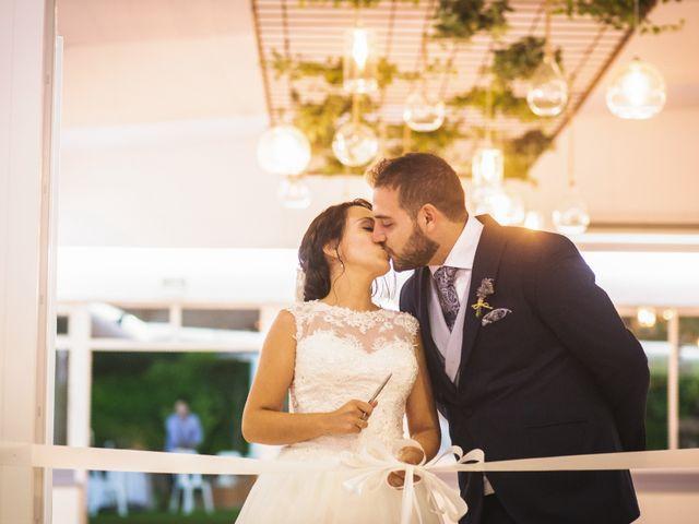 La boda de Javi y Eva en Zafra, Badajoz 36