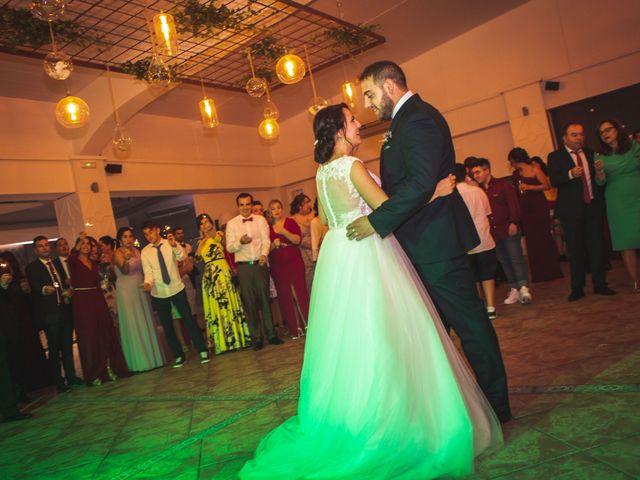 La boda de Javi y Eva en Zafra, Badajoz 38
