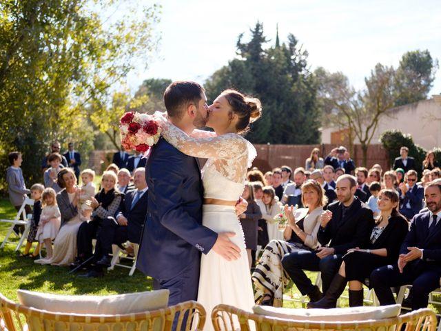 La boda de Nuria y Ramon