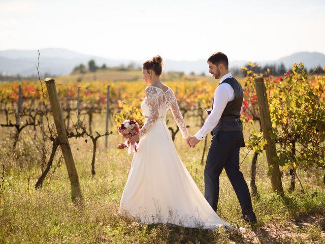La boda de Ramon y Nuria en Odena, Barcelona 1