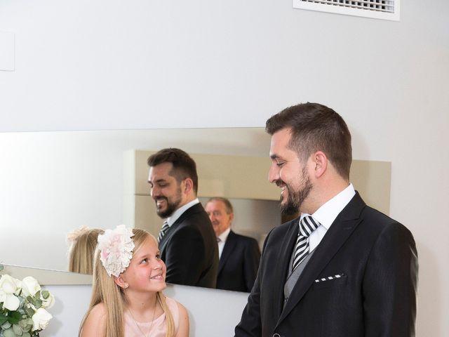 La boda de Eliseo y Gemma en Alzira, Valencia 3