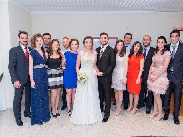 La boda de Eliseo y Gemma en Alzira, Valencia 19