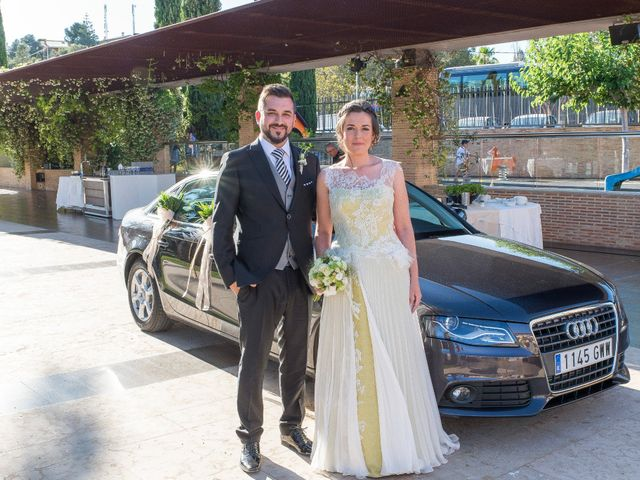 La boda de Eliseo y Gemma en Alzira, Valencia 21