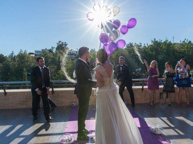 La boda de Eliseo y Gemma en Alzira, Valencia 1