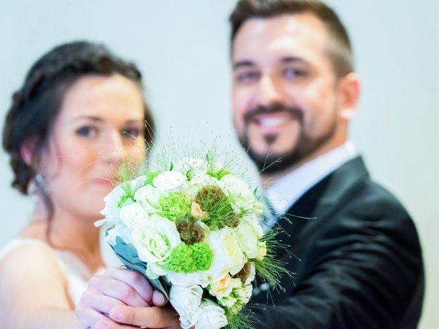 La boda de Eliseo y Gemma en Alzira, Valencia 2