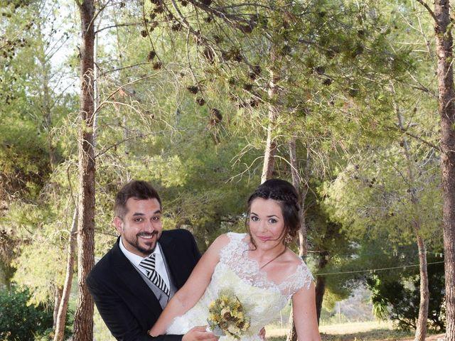 La boda de Eliseo y Gemma en Alzira, Valencia 44