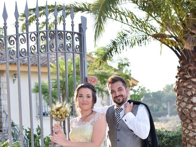 La boda de Eliseo y Gemma en Alzira, Valencia 46
