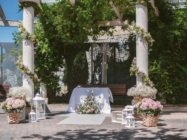La boda de Sergio y Saioa en Zierbena, Vizcaya 1