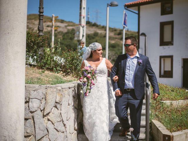 La boda de Sergio y Saioa en Zierbena, Vizcaya 2