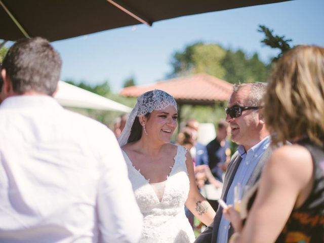La boda de Sergio y Saioa en Zierbena, Vizcaya 13