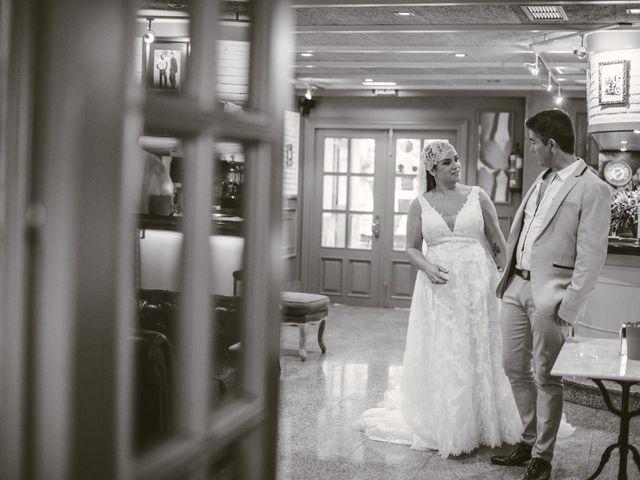 La boda de Sergio y Saioa en Zierbena, Vizcaya 18