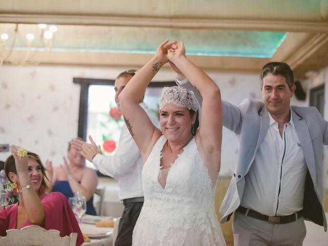 La boda de Sergio y Saioa en Zierbena, Vizcaya 19