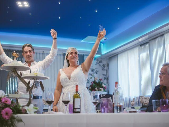 La boda de Sergio y Saioa en Zierbena, Vizcaya 31