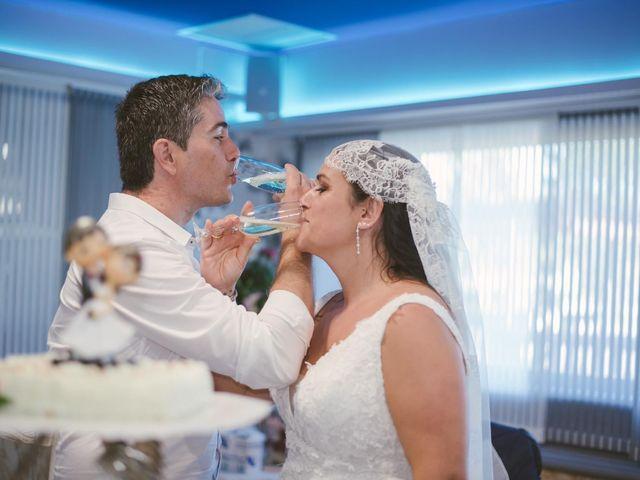 La boda de Sergio y Saioa en Zierbena, Vizcaya 33