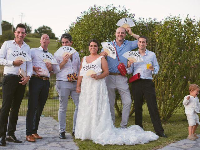 La boda de Sergio y Saioa en Zierbena, Vizcaya 39