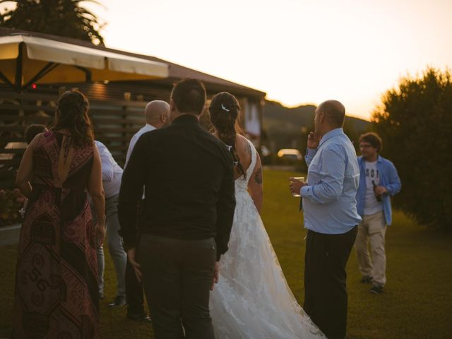 La boda de Sergio y Saioa en Zierbena, Vizcaya 40