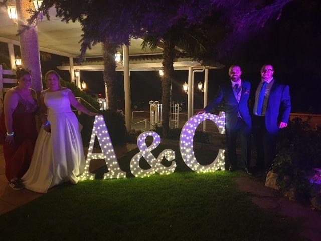 La boda de Almudena y Cristian