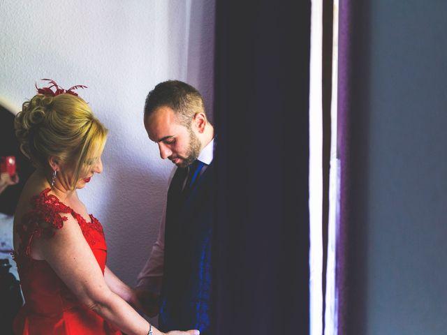 La boda de Antonio y Cristina en Aranjuez, Madrid 3