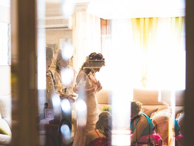 La boda de Antonio y Cristina en Aranjuez, Madrid 10