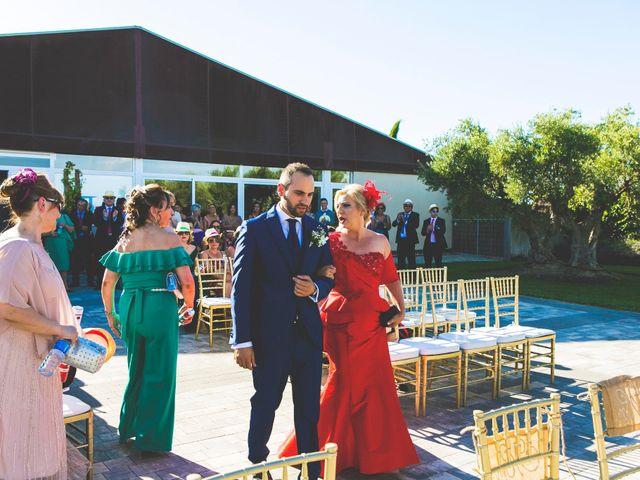 La boda de Antonio y Cristina en Aranjuez, Madrid 17