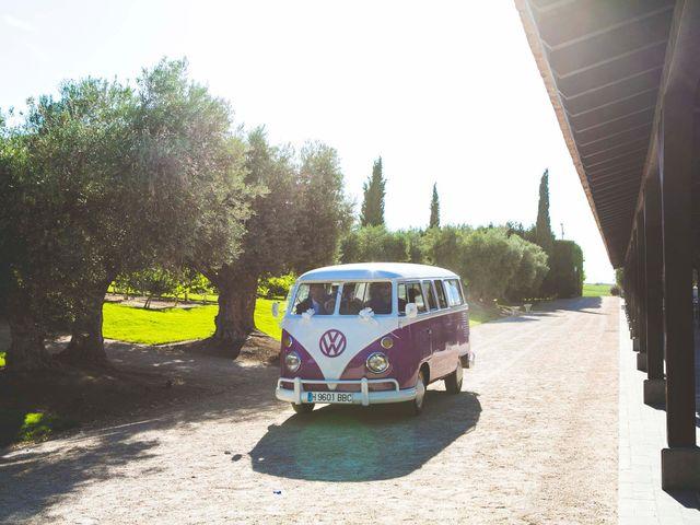 La boda de Antonio y Cristina en Aranjuez, Madrid 18