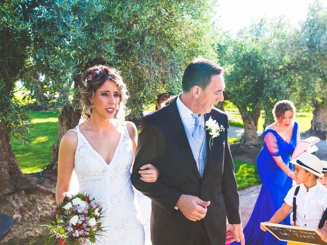 La boda de Antonio y Cristina en Aranjuez, Madrid 19