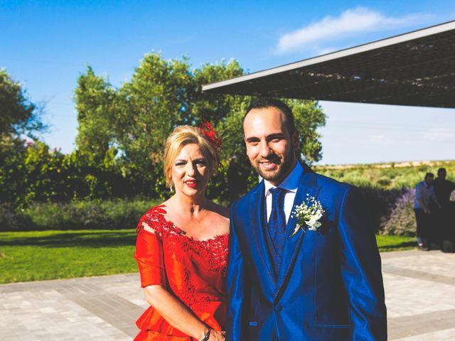 La boda de Antonio y Cristina en Aranjuez, Madrid 20