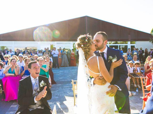 La boda de Antonio y Cristina en Aranjuez, Madrid 27