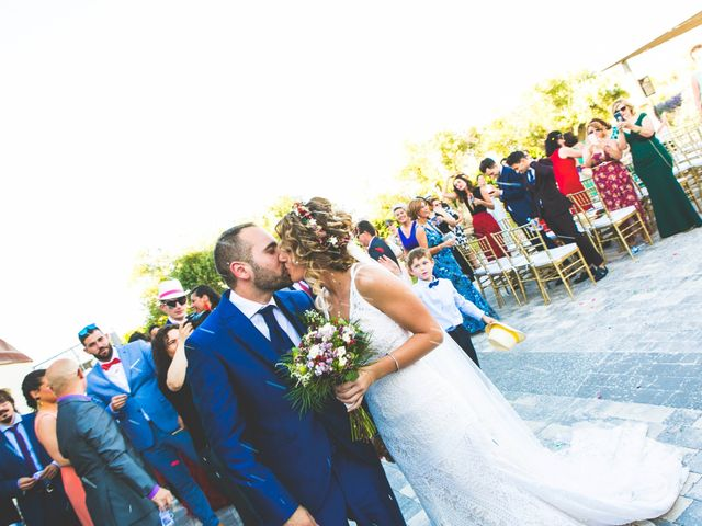 La boda de Antonio y Cristina en Aranjuez, Madrid 28